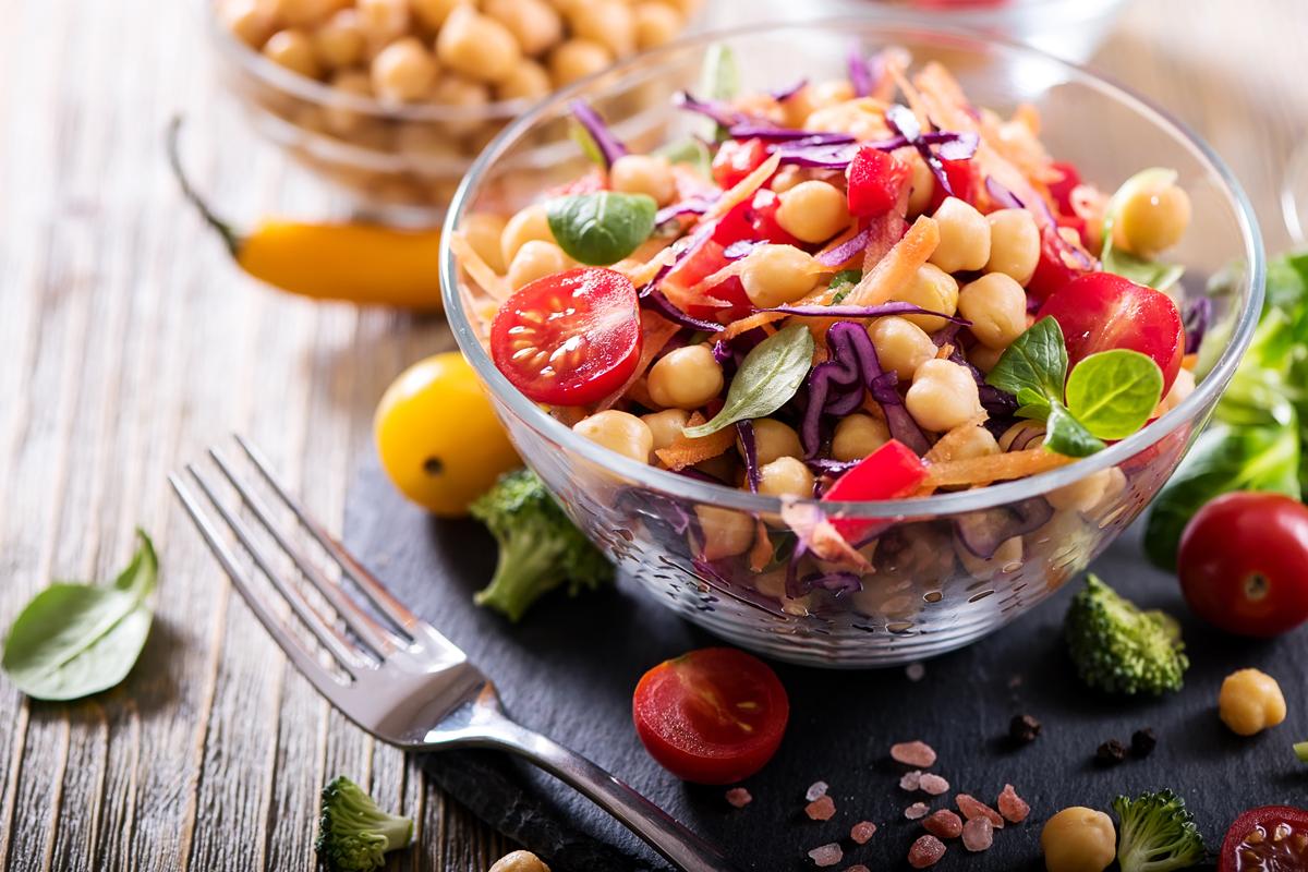 Effetto della dieta vegetariana sullo stato dello zinco