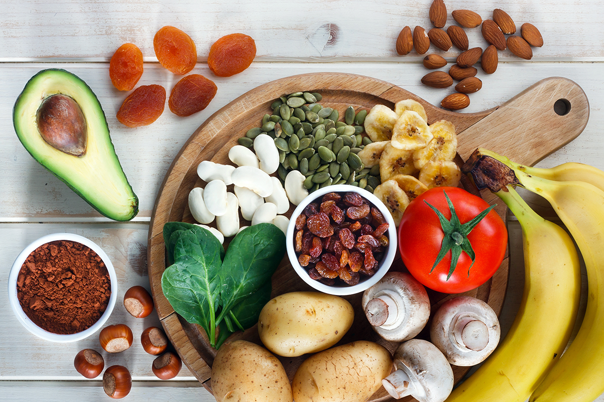 Potassio e metabolismo osseo