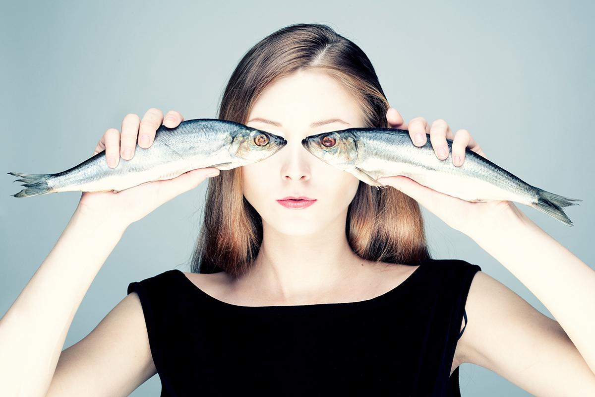 Rischio glaucoma? Omega-3 possono aiutare!