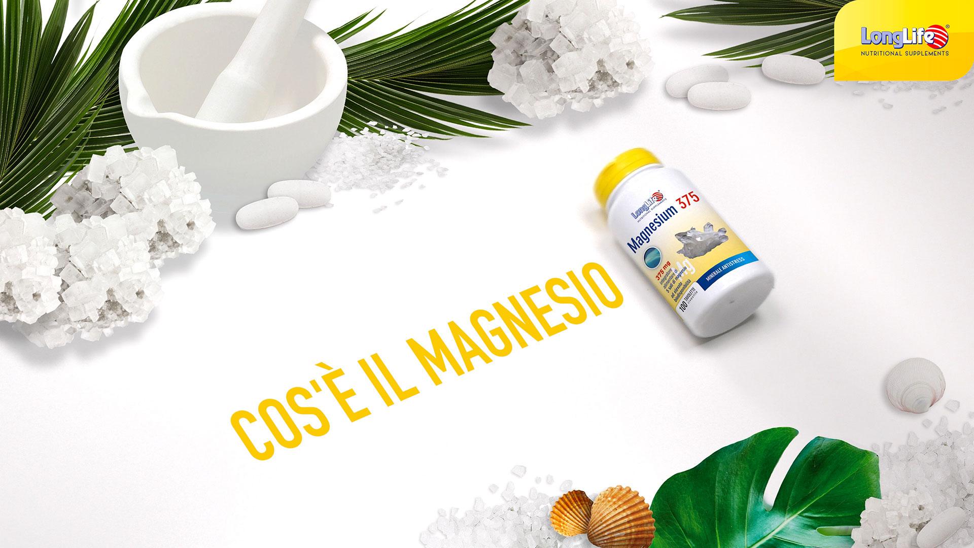 Video pillole: Magnesium 375 LongLife