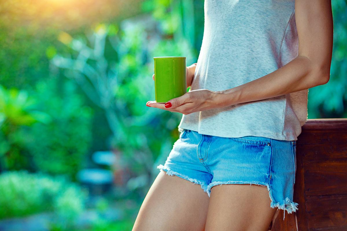 Tè verde e obesità: nuove conferme