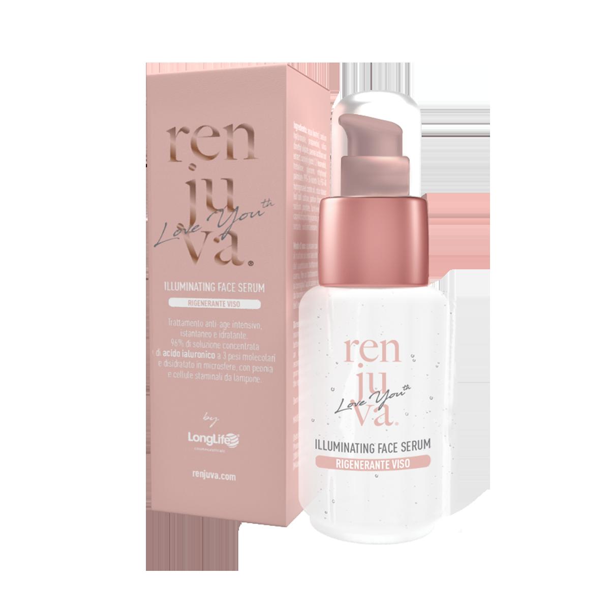 Renjuva® - Illuminating Face Serum